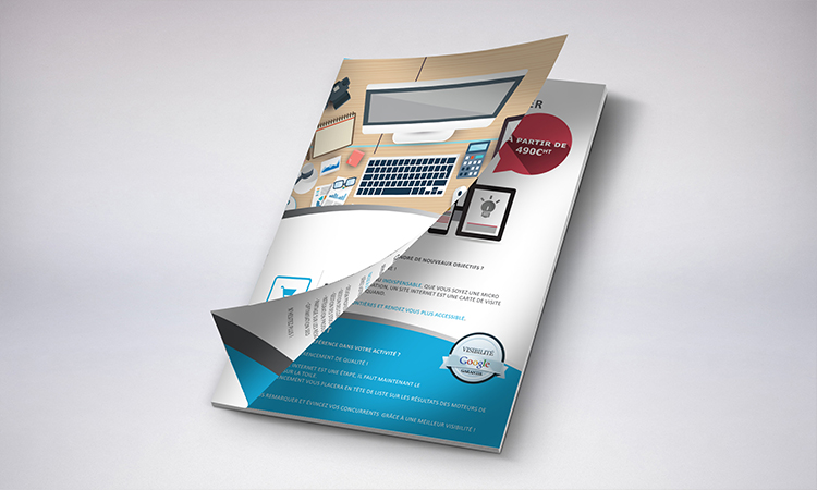 Plaquette commerciale LC-WEB