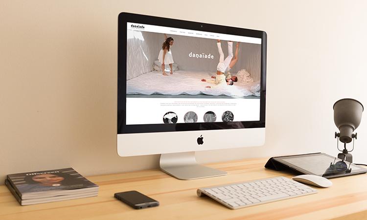 Site web DANAÏADE