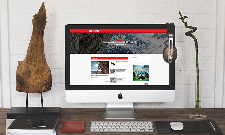 Site web GRIMPO