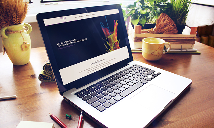 Site web MEP PRINT